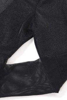 画像13: ボディ(長袖・テディ・ボディリファー・ブラック) [V-8500]【送料無料】輸入下着・高級ランジェリー (13)