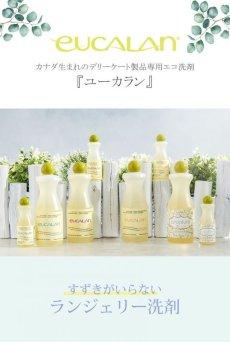 画像2: ランジェリー洗剤ユーカラン 100ml(選べる4つの香り・ミニサイズ)  (2)