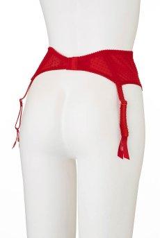 画像9: ガーターベルト(レッド)[IN LOVE garter belt]※メール便対象【送料無料・即日発送】輸入下着・高級ランジェリー (9)