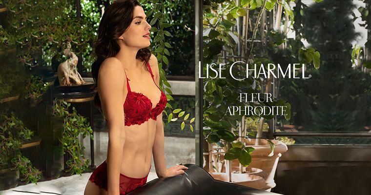 Lise charmel フランスの高級クチュールメーカー