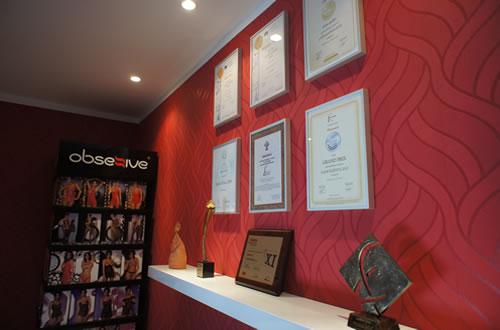 これまでにポーランド国内で受賞した数々の受賞実績が、クオリティの高さを証明しています。