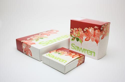 すべての商品はスタイリッシュなブランドオリジナルBOXに入っています。