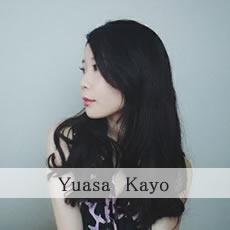 Lingerie Patterner Yuasa Kayo