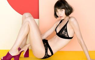 堺玲子 センシュアルに着こなしたい<Undress Code>