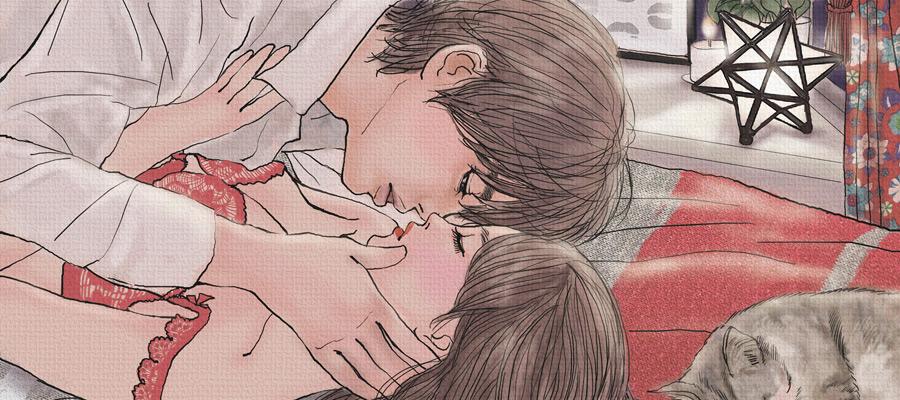 平泉春奈・ランジェリー×イラスト『ランジェリーと愛がもたらした奇跡 ~SNS裏エピソード~』
