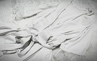 Yuasa Kayo 「ナイトウェアを自然に、シックに着る」