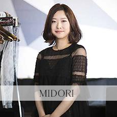 ランジェリーデザイナー/アルクァーテ・オーナー Midori Suzuki