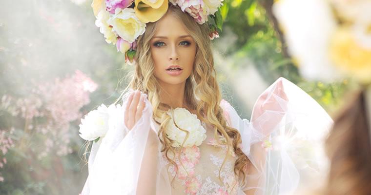 ランジェリースタイルが大流行!2016年春夏ファッション