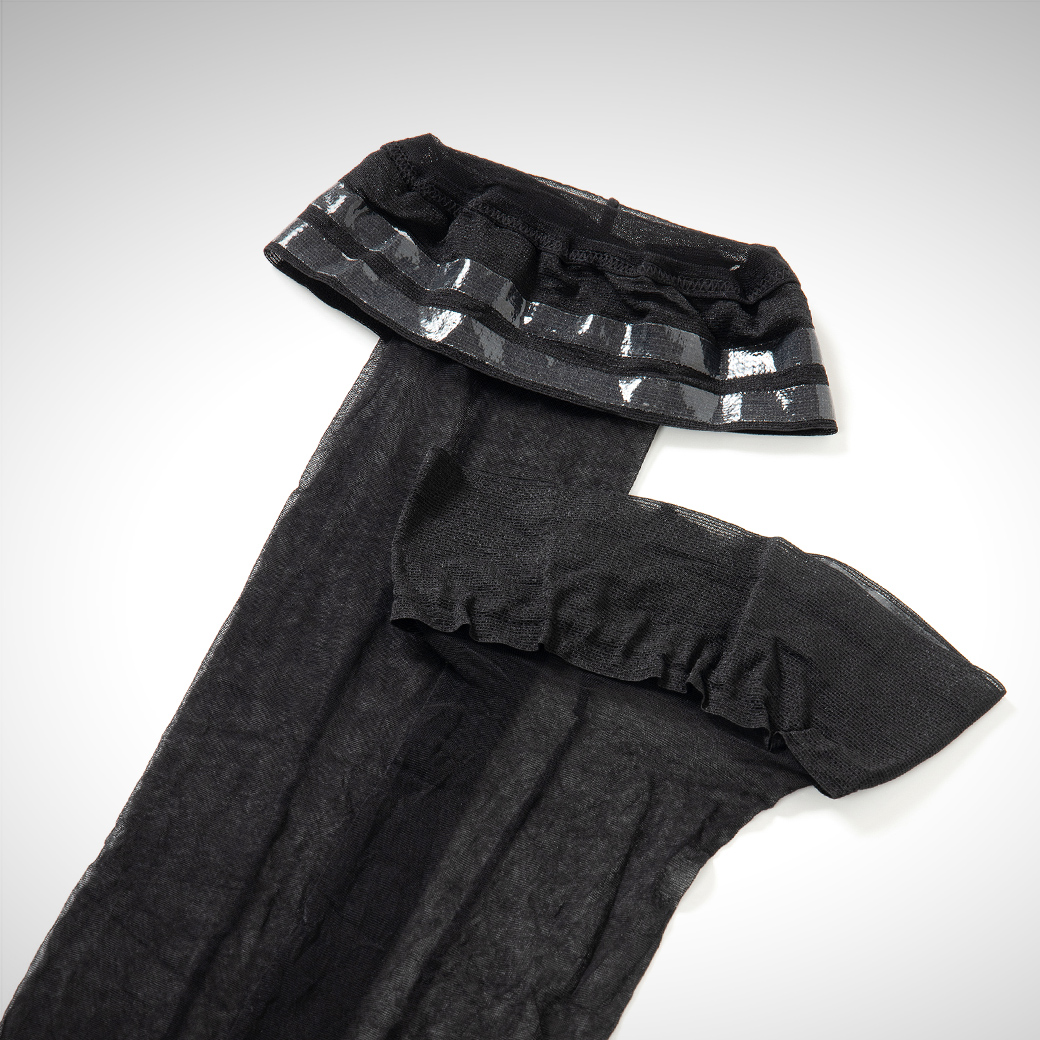 Letica 2pcs set black