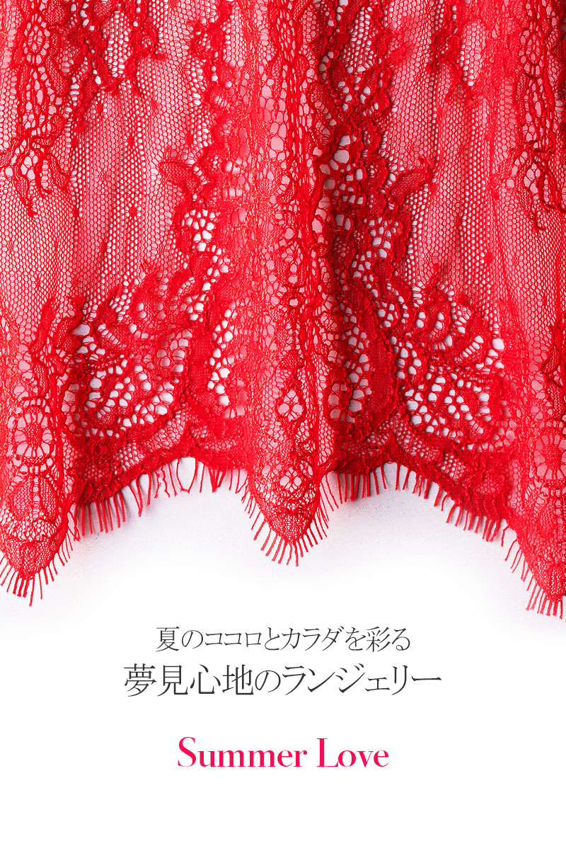 axami アクサミ Summer Love V-9589 レース画像