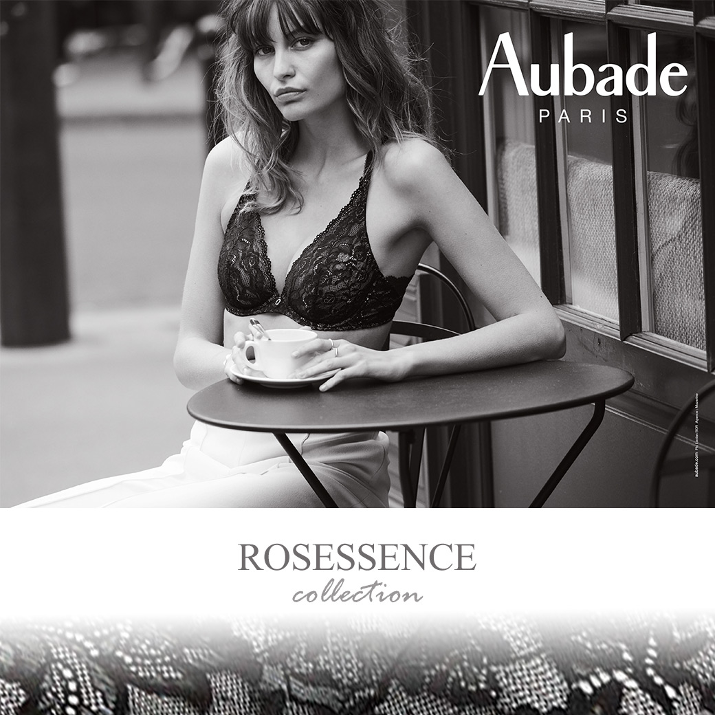 商品ラインナップ Aubade ロゼサンス・Rosessence
