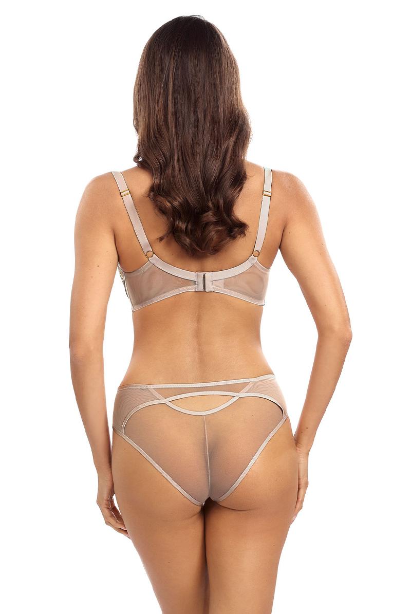 Ewa bien エヴァビアン セミソフトブラ 2021SS モデル画像