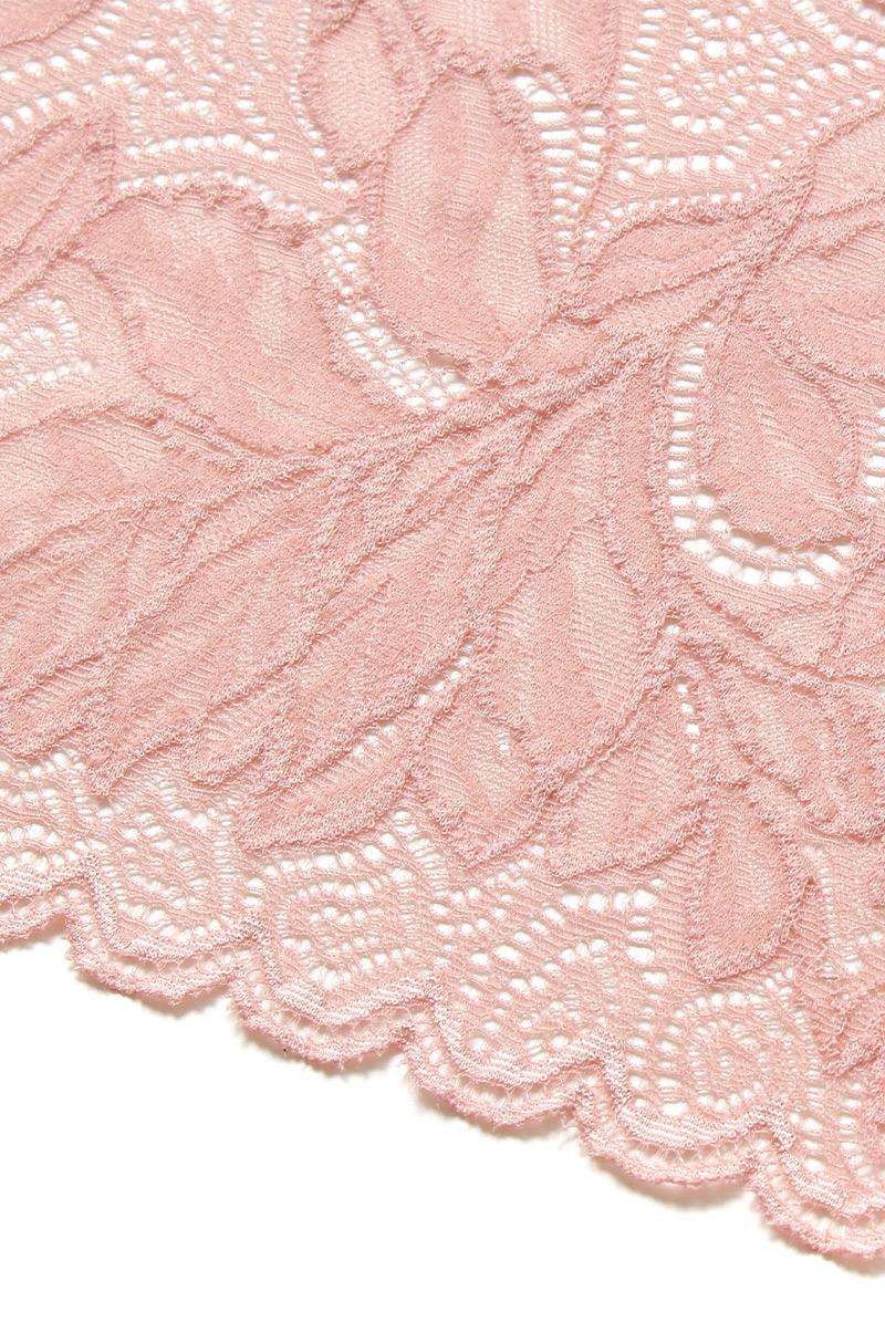 Ewa bien エヴァビアン JASMIN pink JASMIN pink レース画像
