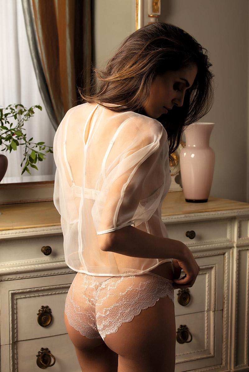 Lise Charmel リズ シャルメル イタリアンショーツ ECRIN COMPLICE モデル画像