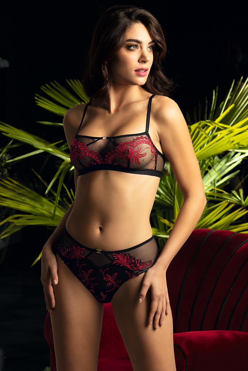 Lise Charmel リズ シャルメル ボクサーショーツ Invitation Sexy モデル画像