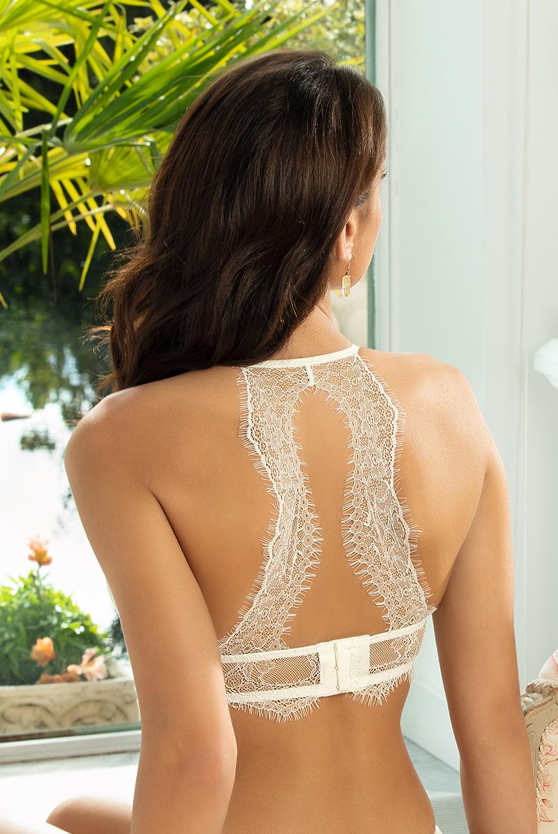 Lise Charmel リズ シャルメル ソフトカップブラ Orchidee Beaute モデル画像
