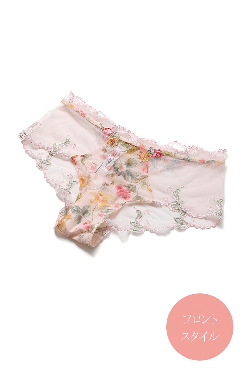 Lise Charmel リズ シャルメル ボクサーショーツ Desir en Fleur 商品詳細