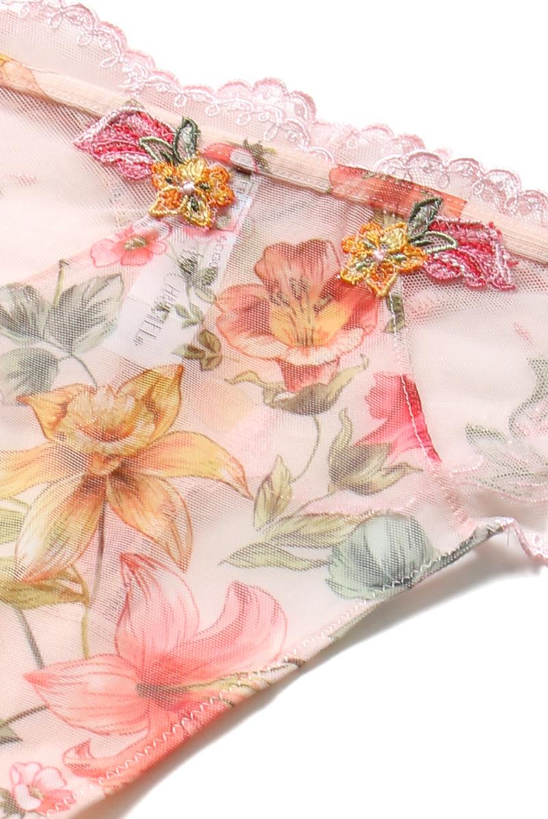 Lise Charmel リズ シャルメル タンガ/Tバック Desir en Fleur 商品詳細