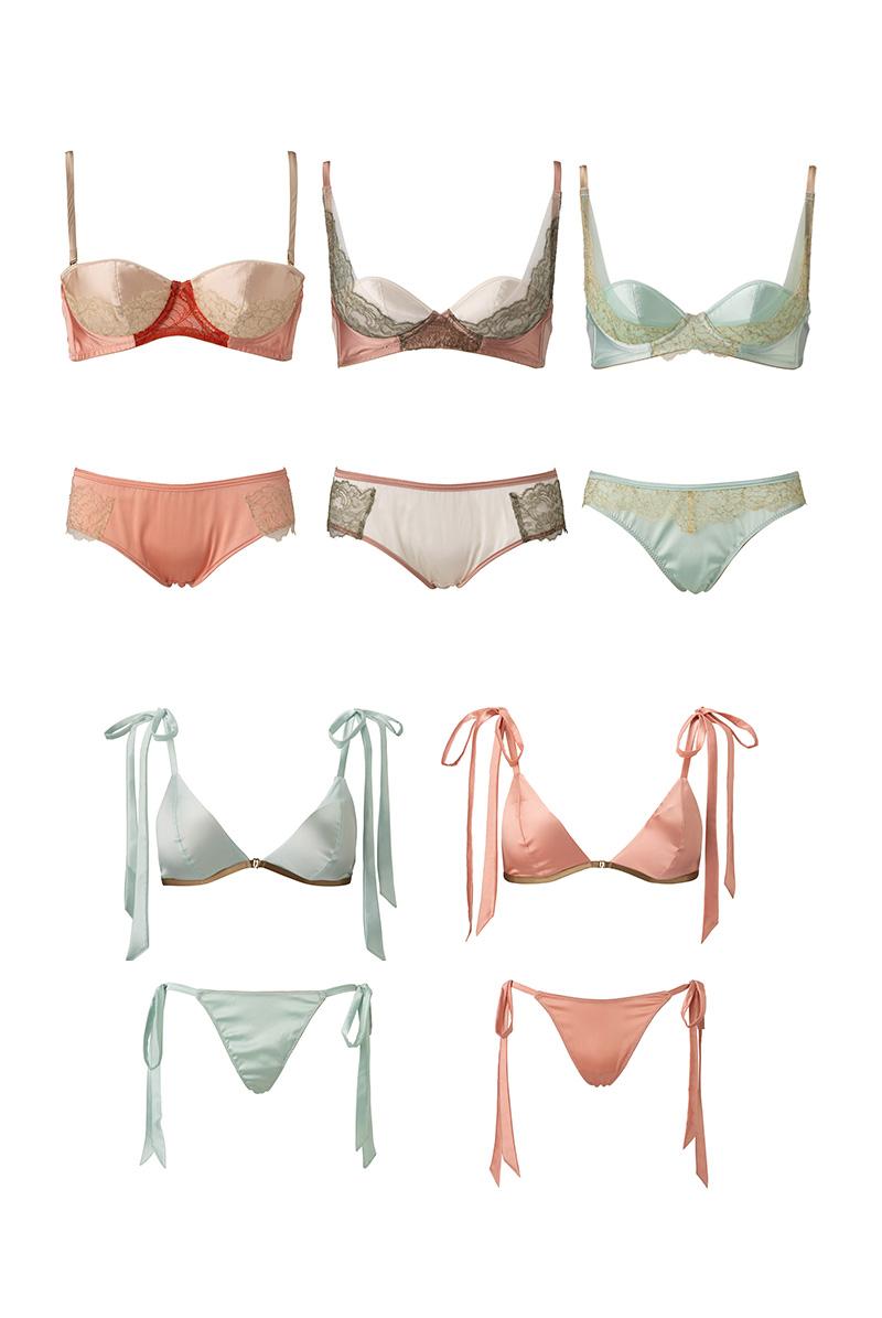 商品ラインナップ Maimia lingerie イゾラベッラ コレクション・ISOLA BELLA Collection