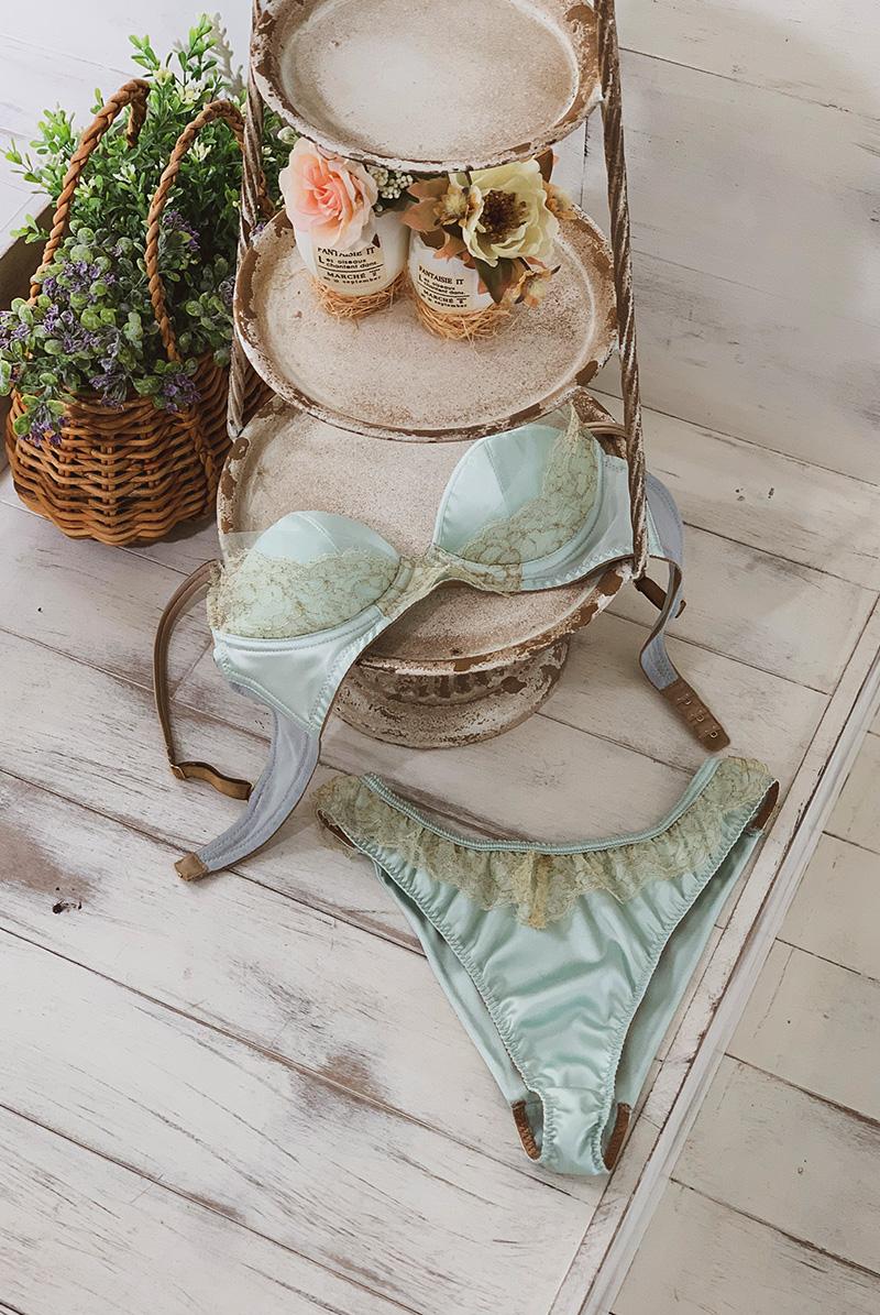 Maimia lingerie バルコネットブラ