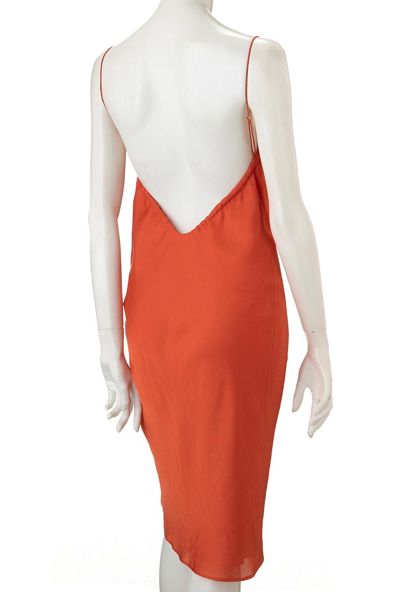 Maimia lingerie ドレス Garden Dress Arancia Rosso マネキントルソー