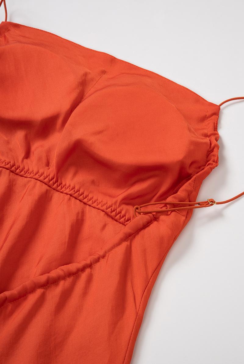 Maimia lingerie ドレス Garden Dress Arancia Rosso 商品詳細
