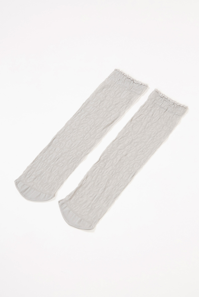ベネチアナ ANIMAL 20 Socks argento