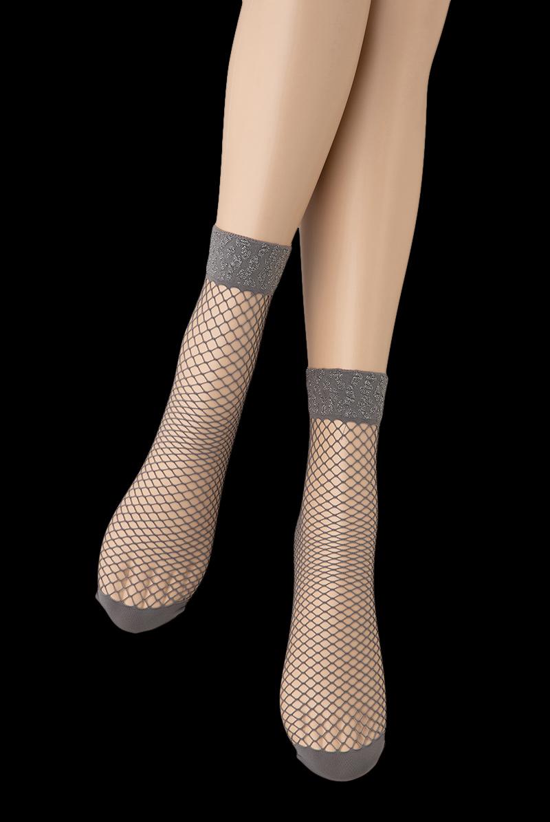 ベネチアナ AYA RETE Socks grey
