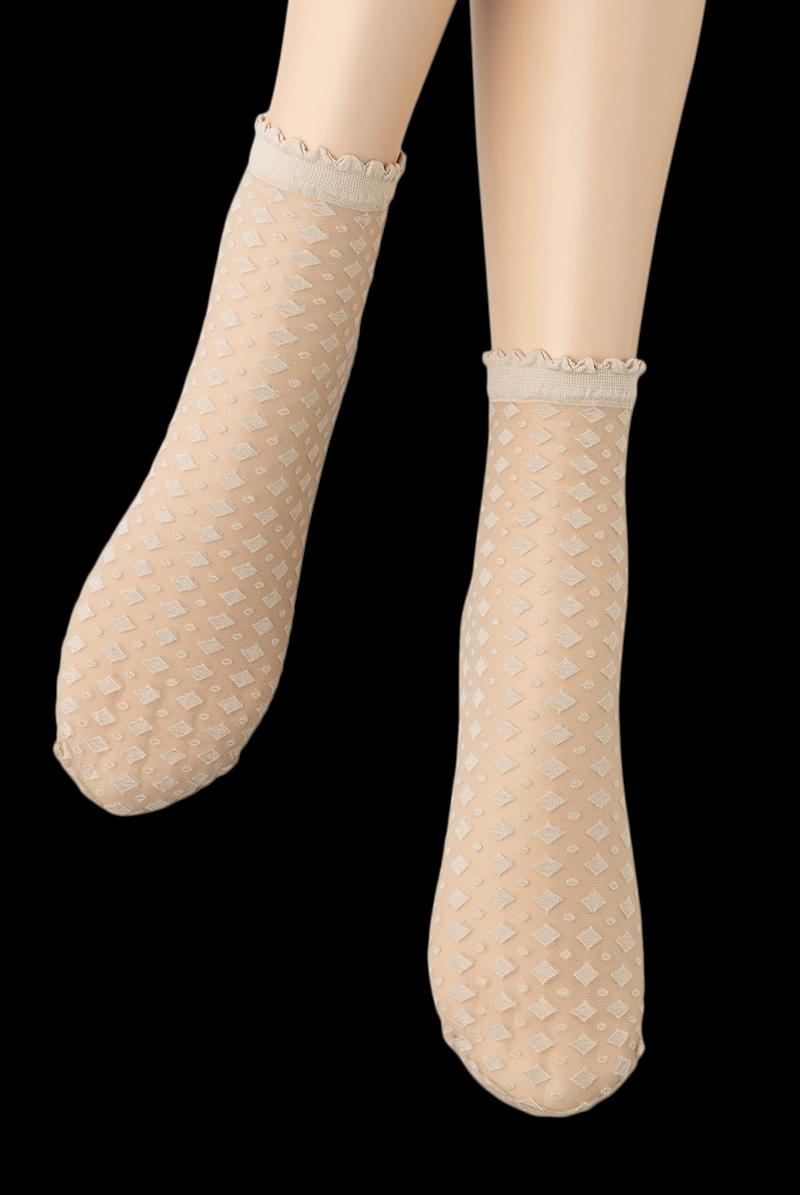 ベネチアナ JENNY Socks sabbia