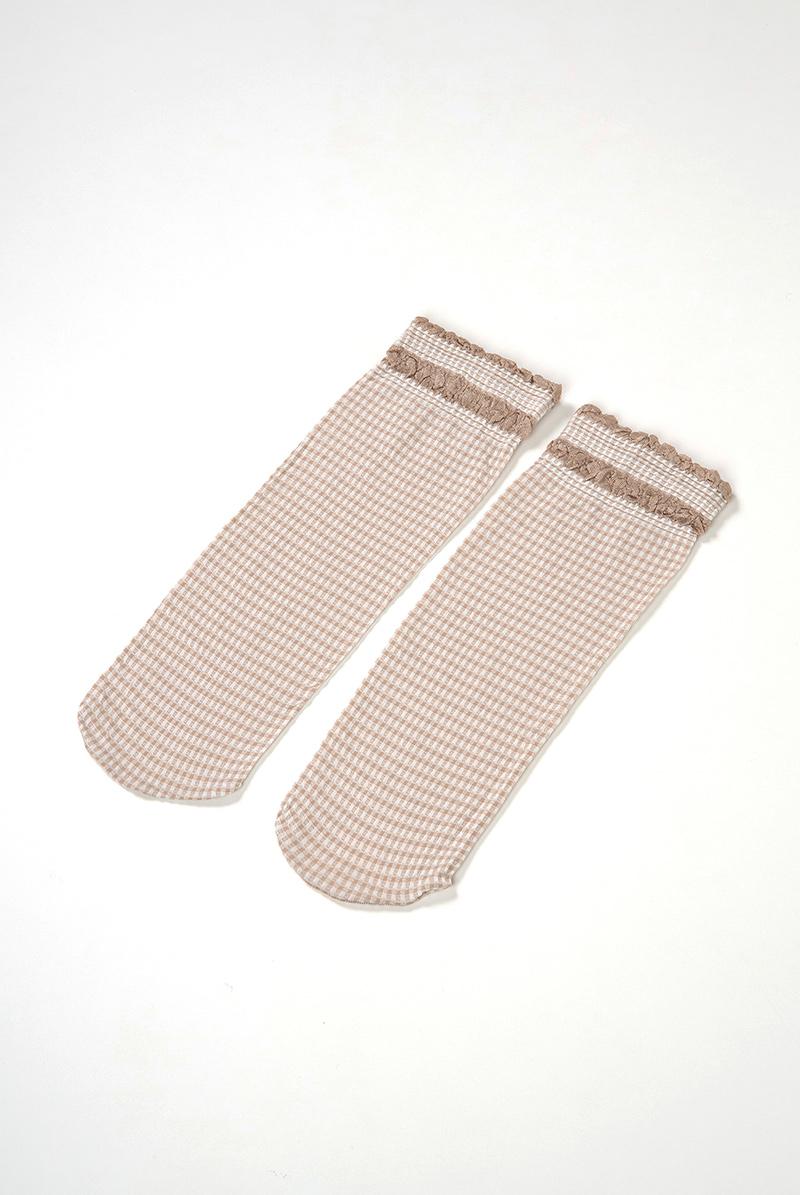 ベネチアナ LISETTA Socks nude