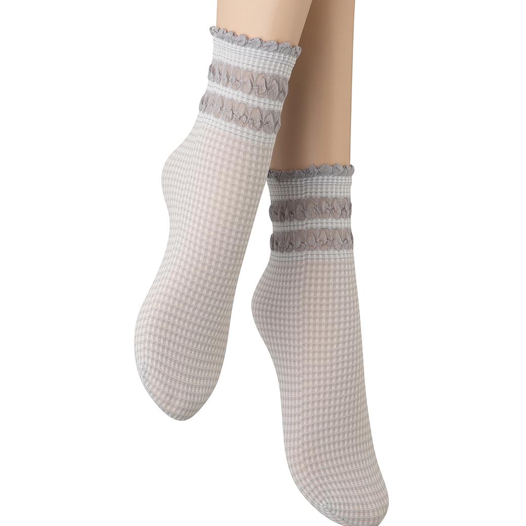 ベネチアナ LISETTA Socks argento