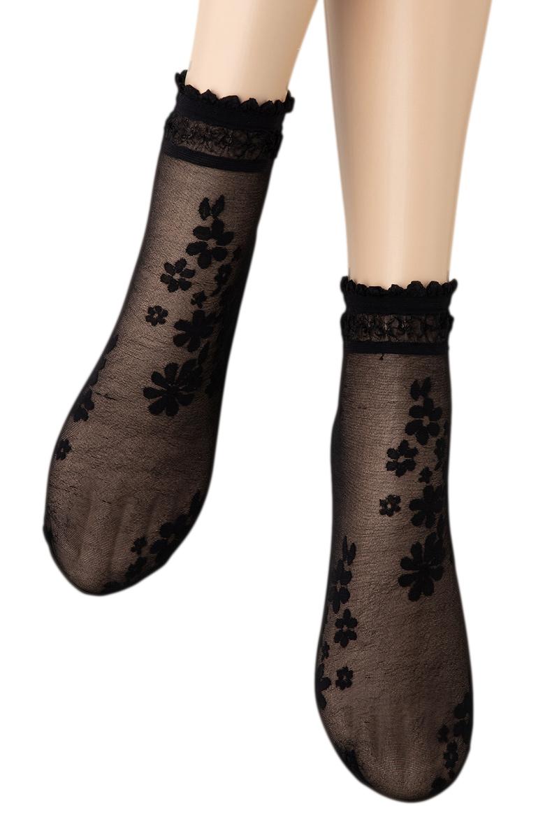 ベネチアナ MAXIMA Socks nero