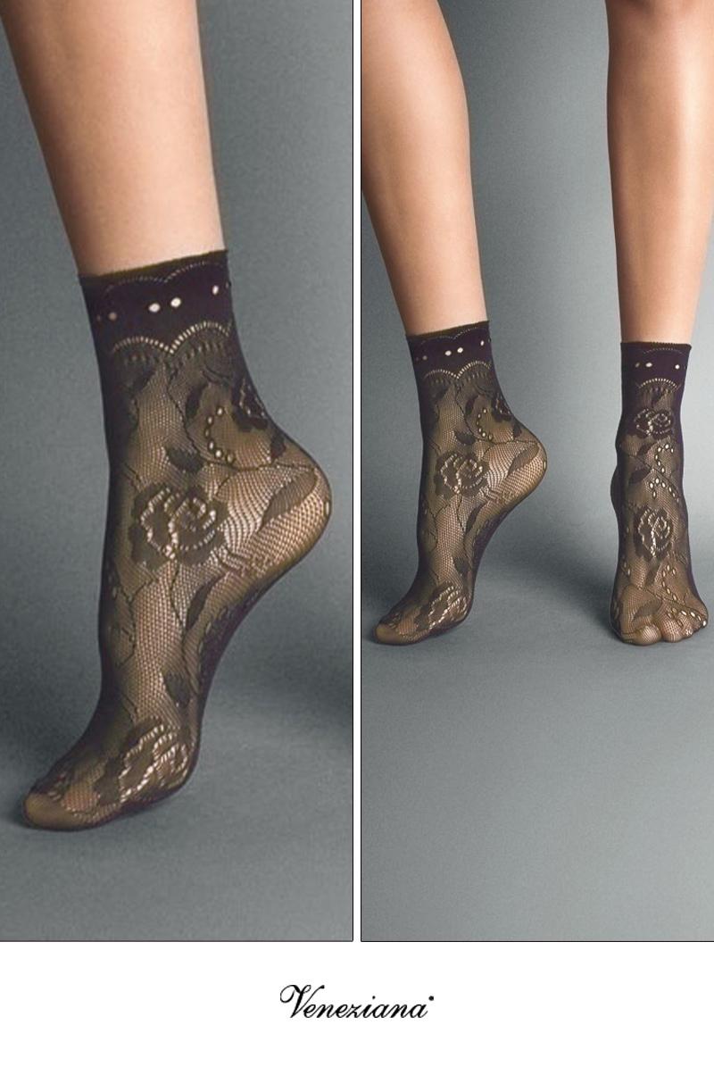 ベネチアナ MILANO Socks cappucino