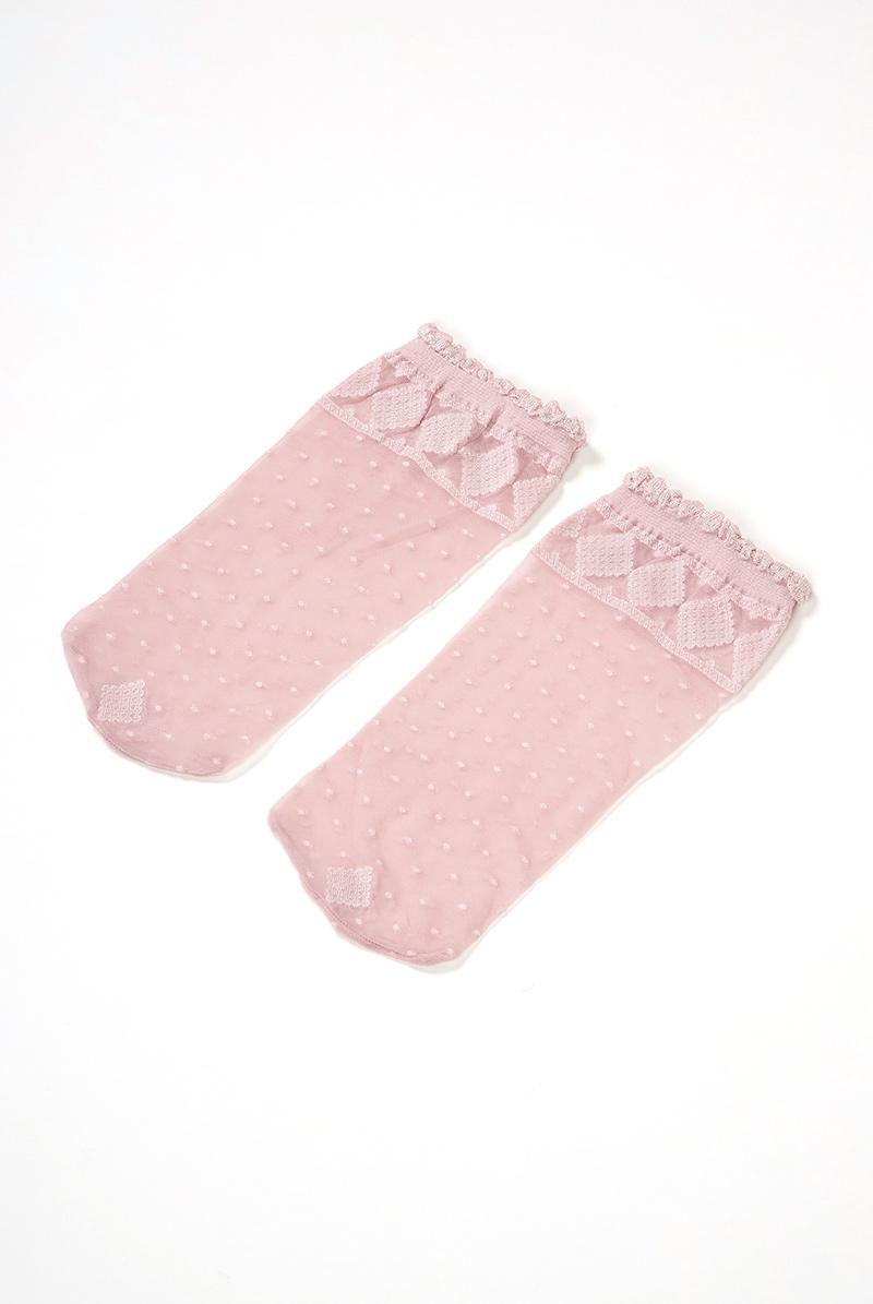ベネチアナ MONICA Socks rosa