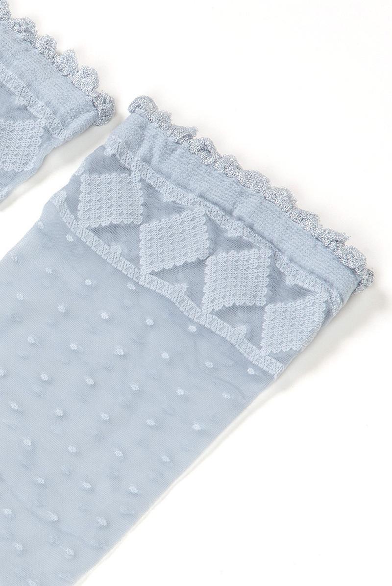 ベネチアナ MONICA Socks blu