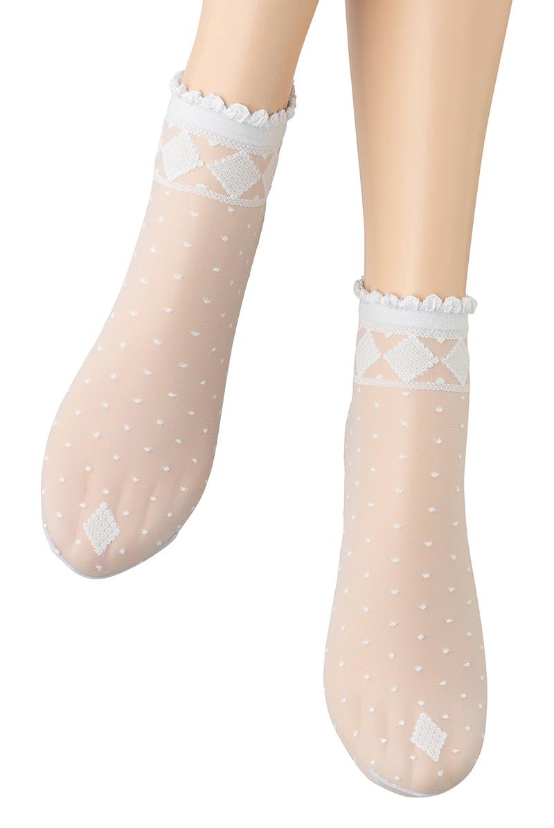 ベネチアナ MONICA Socks azzuro