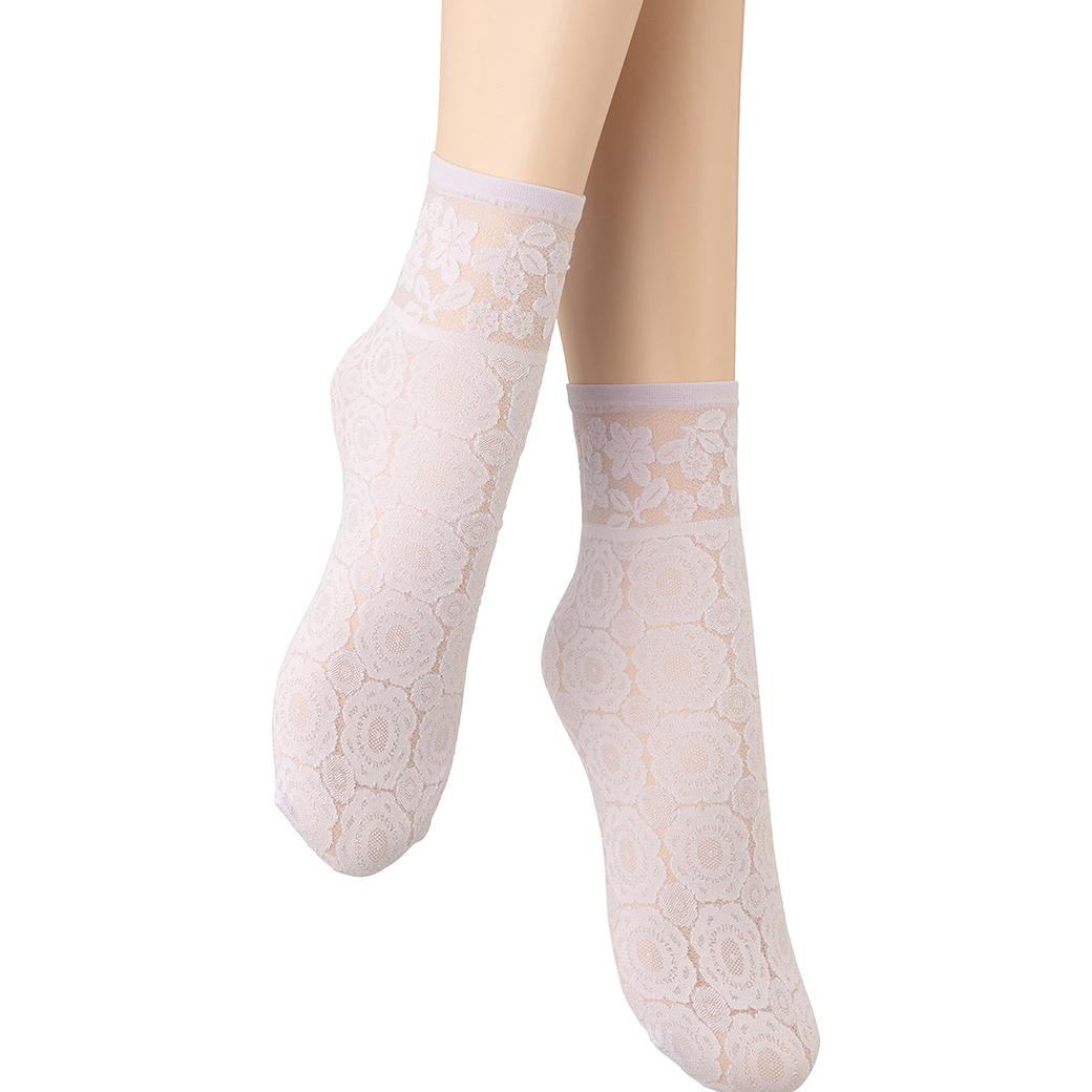 ベネチアナ SALMA Socks lilla