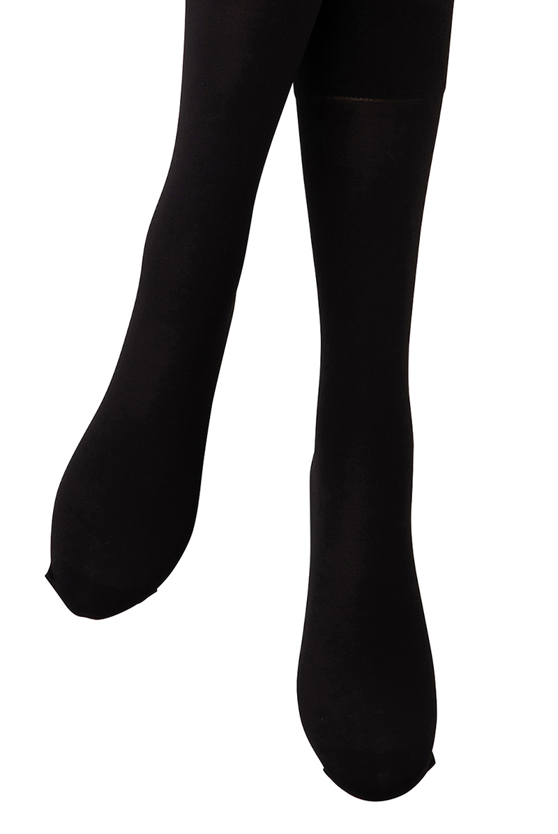 ベネチアナ FIBBIA STRASS High-Socks nero
