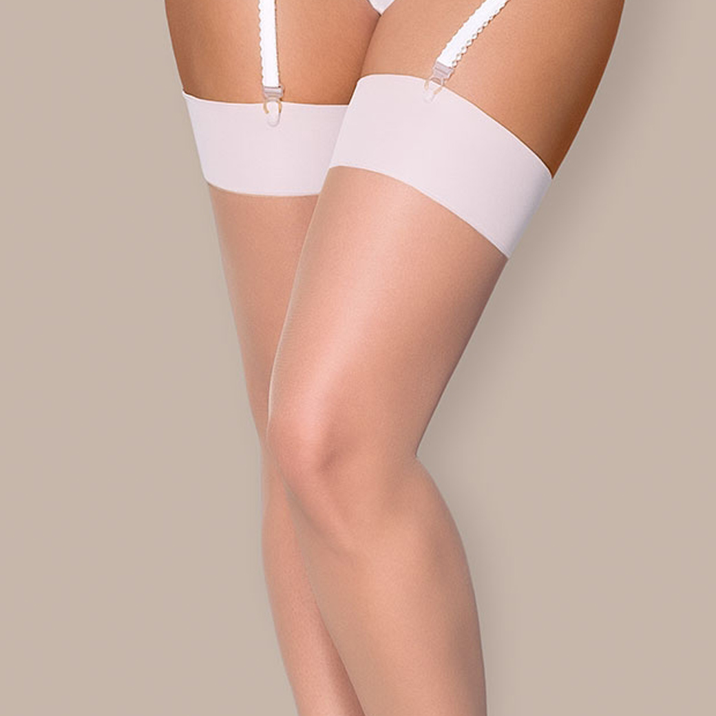 S800 stockings ecru