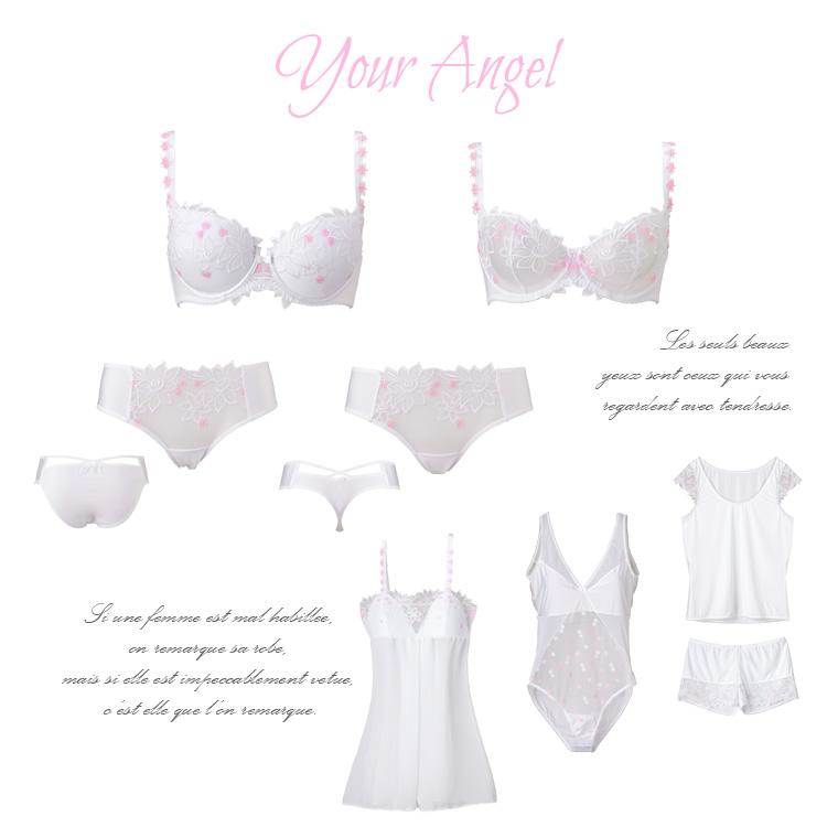 Sawren 2018SS YOUR ANGEL